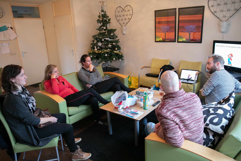 GGNet Lampongstraat Doetinchem workshop