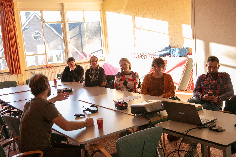 GGNet Apeldoorn workshop