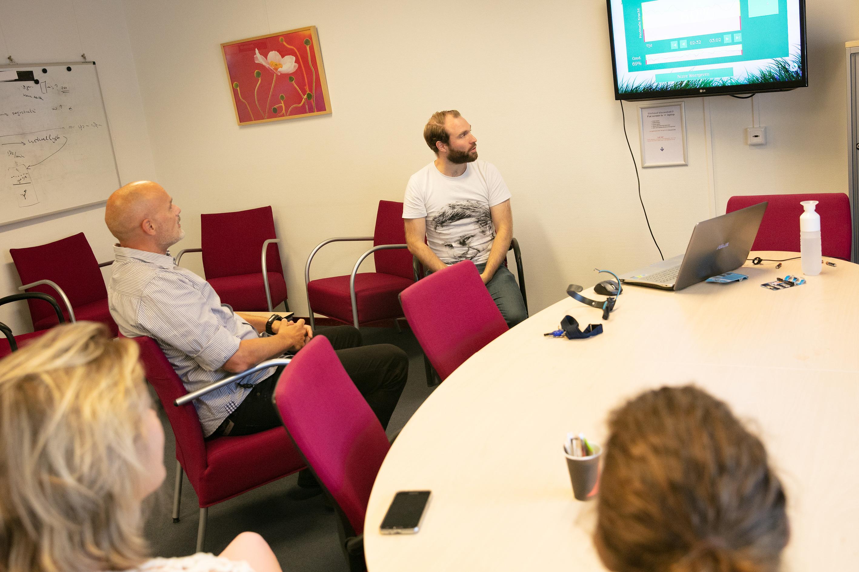 GGNet Jeugd Apeldoorn workshop